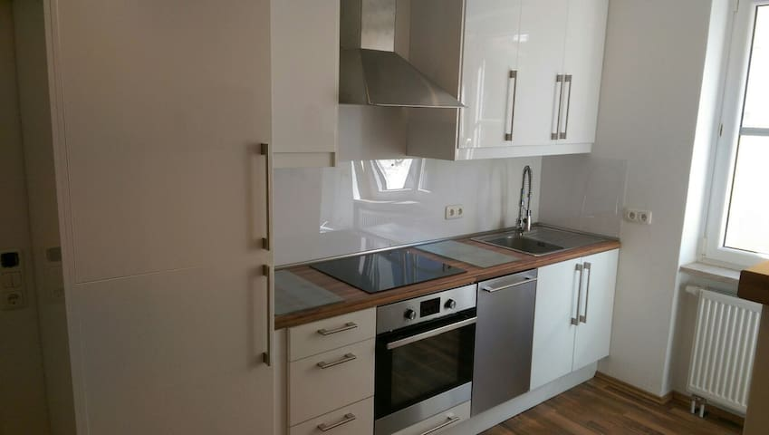 2-bedroom apartment close to city center - Würzburg - Lejlighed