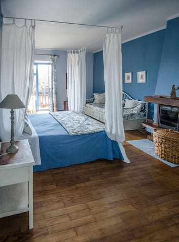 Appartamento Celeste vicinanze Alba - Corneliano d'Alba - Lejlighed