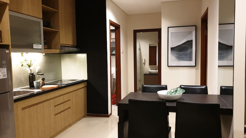 Thamrin Residence nearby Grand Indonesia