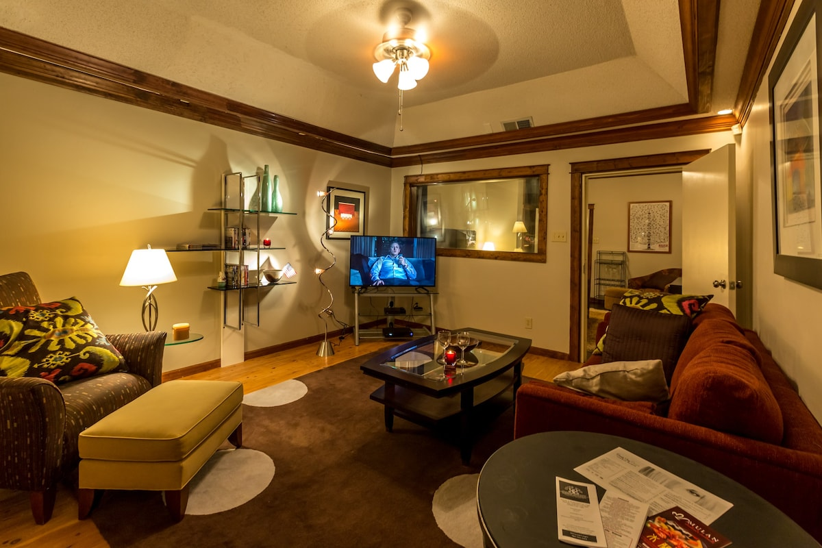 1BR Cozy Cooper Young Home-Former Recording Studio - Houses for ...