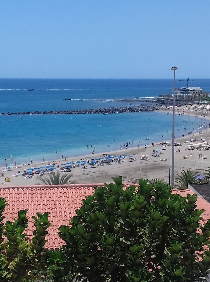 Beautiful apartment playa los cristianos