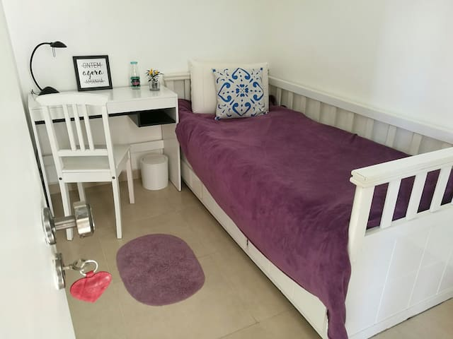 Single room at Central Park Ibirapuera