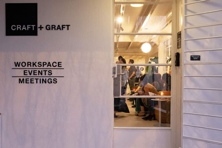 Event Venue / Art Gallery / Co-working Space