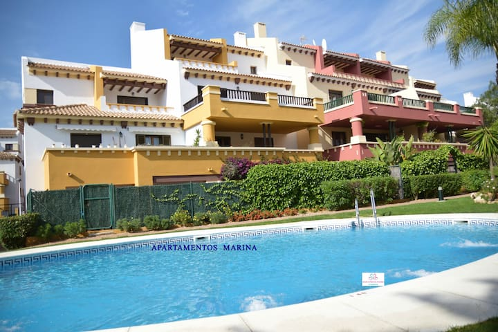 Ayamonte Luxury Apartments