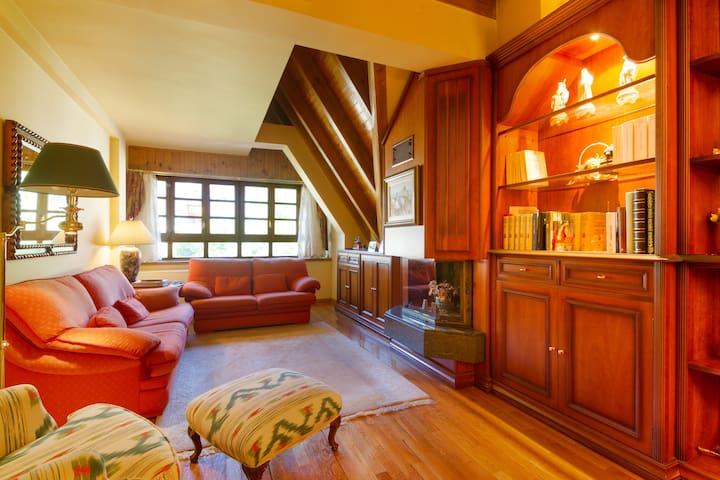 Elegante  apartamento en Vielha - Viella - Byt
