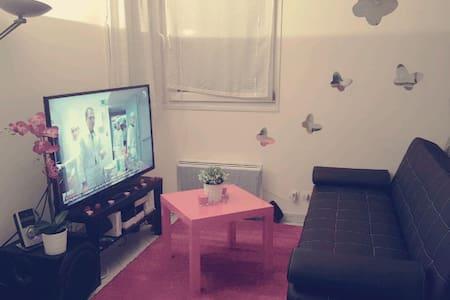 Beau studio 30m2 proche de Paris - Villebon-sur-Yvette
