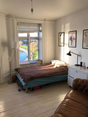 Wonderful room in the heart of Copenhagen