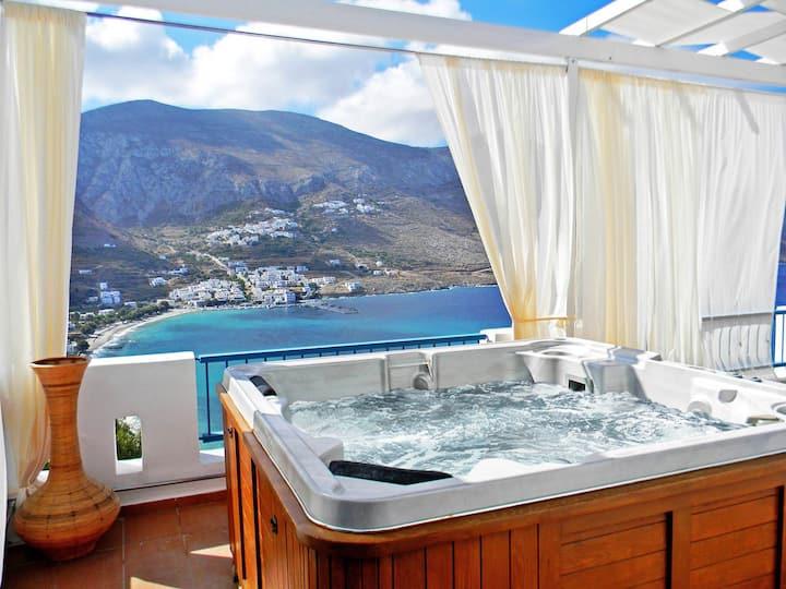 Presidential Luxury Suite by Aegialis