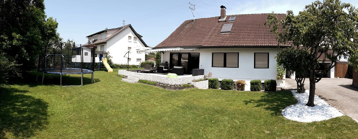 Calm and delightful apartment near Ravensburg
