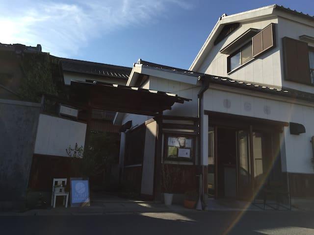 大きな古民家シェアハウス-Japanese old houses- - Handa-shi - Hus
