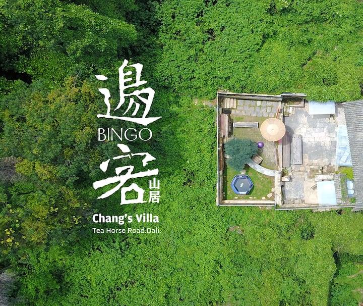 Chang's villa