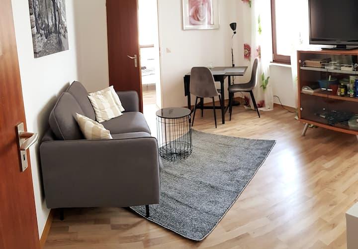 Gemütliches Apartment in Trier City (29 m2)