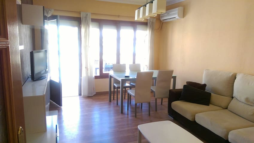Apartment to rent in San Antonio's beach, Cullera - Cullera - Huoneisto