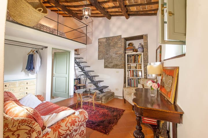Suite in Manor House Chianti