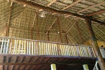 Giant Thatched Roof