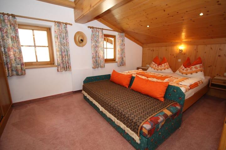 Schönes Apartment in Mittersill, Österreich nahe Skigebiet