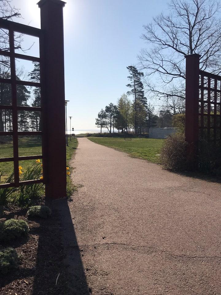 Beautifully located flat with Kalmar sea views