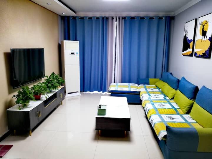 [千禧]大3室 私家车位可做饭 复兴路体校旁 近保广北国华电金专