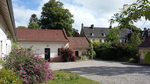 Domaine d'Antigneul Cottage farmhouse, 9 p.
