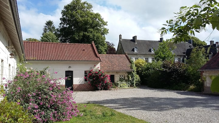 Domaine d'Antigneul Cottage farmhouse, 6 p.