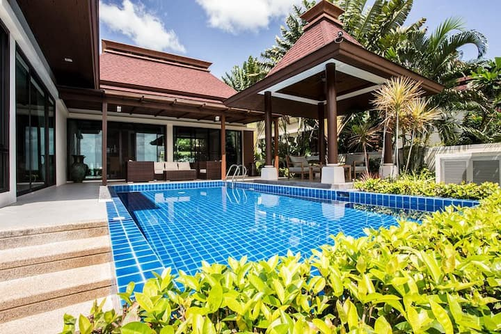 Sea View Nature Pool Villa