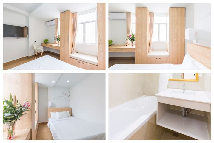 Peaceful Studio Apartment in Central District 1