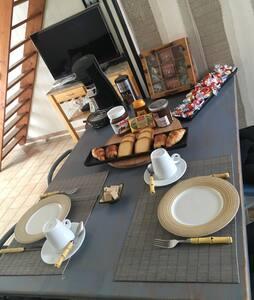 Bed & breakfast à 2' du futuroscope - Chasseneuil-du-Poitou - House