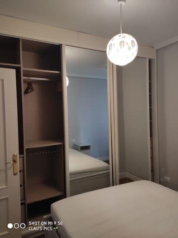 Habitación cama individual