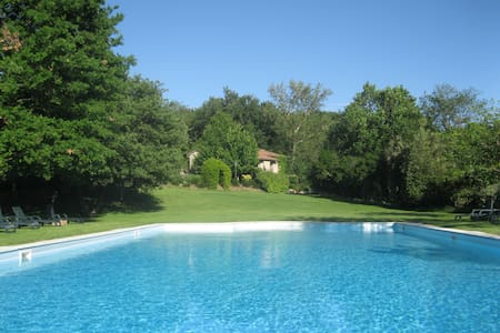 Antico Gelso - house with pool and tennis court - Todi