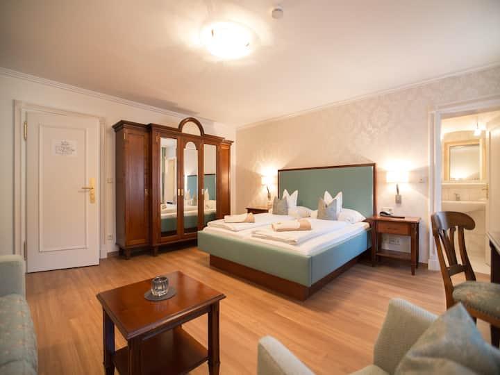 Häfner's Flair Hotel Adlerbad (Bad Peterstal-Griesbach), Doppelzimmer Komfort ohne Balkon