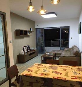 全屋家私家电,奢华的无敌高尔夫全景。(真是好笋,心动不如行动,名牌家私家电) - Jiangmen - Apartment