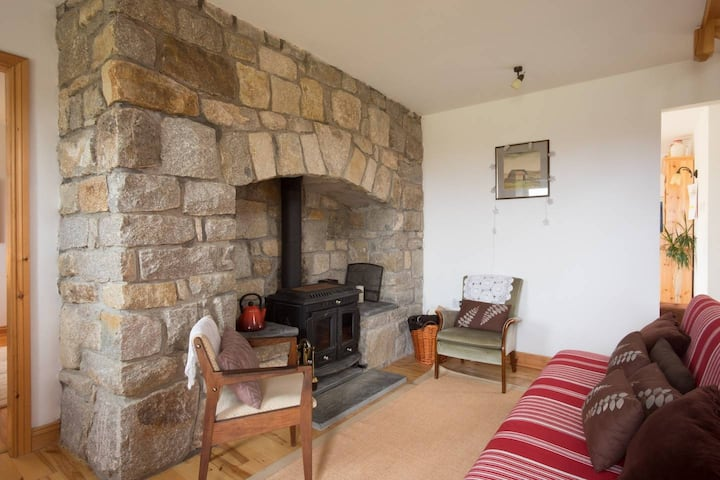 Spend the day by the fireside