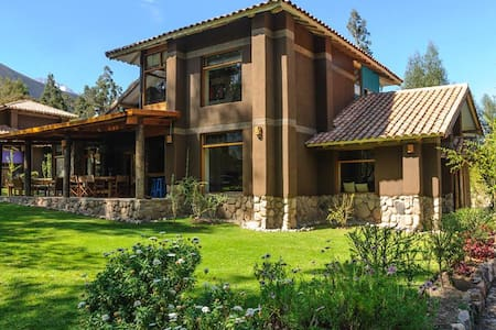 Casa Urubamba, beautiful vacation home,  Sacred Va