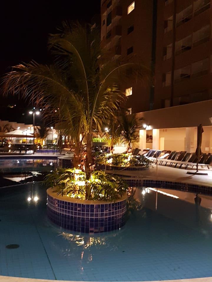 Olímpia Park Resort ao lado Thermas de Laranjais