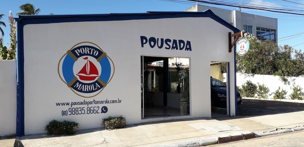 Qto Casal Econômico - Porto de Galinhas