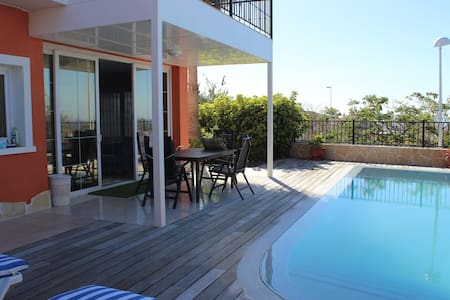 Beautiful panoramic villa with private pool - Callao Salvaje - Villa