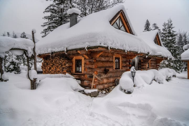 Mountain Shelter 1-bedroom cottage in Zakopane 3
