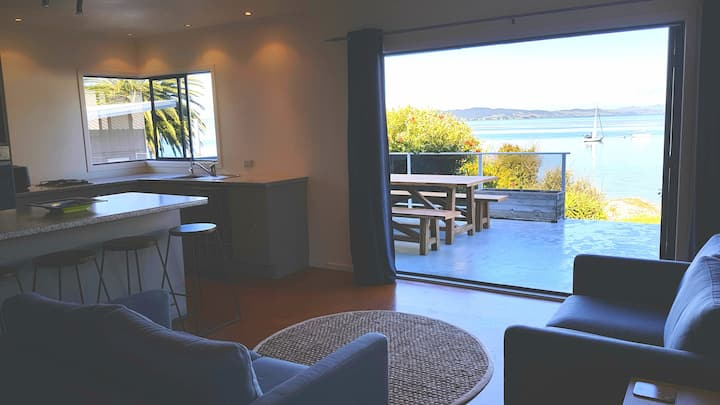 Waterfront in Whangarei Heads