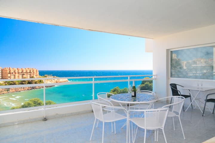 Nice Apartment with Sea Views ·  UHC SCALA MAR 268