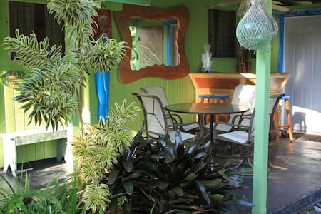 Rain Forest Apartment! - Keaau - Apartamento