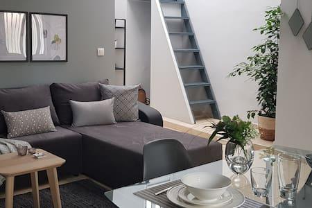 Apt22 stylish apartment close of Heraklion center