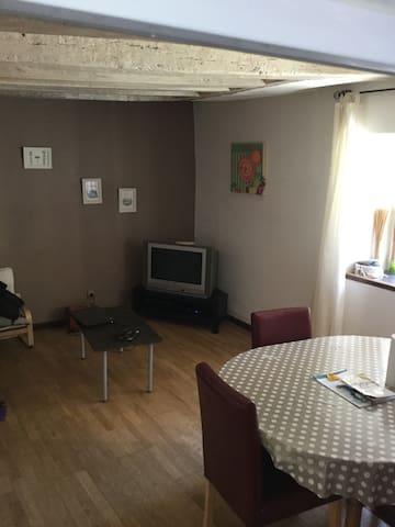 Bel appartement dans une vieille maison - Leuville-sur-Orge - Appartement
