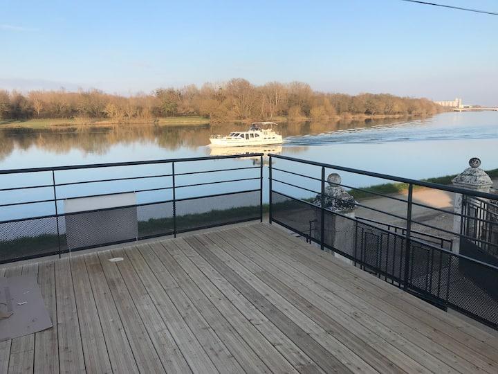 Bords de Saône