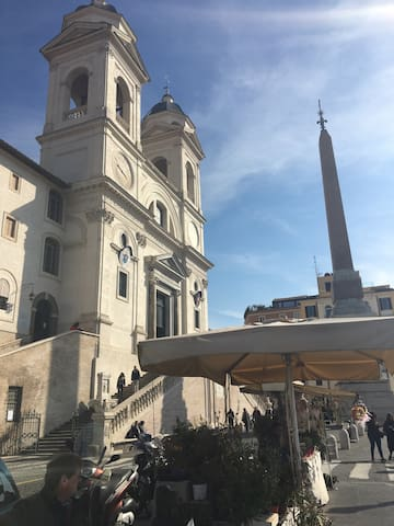 Guest House a piazza di Spagna - Roma - Bed & Breakfast