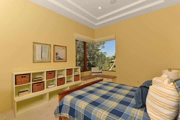 Private Bedroom with Canyon View
