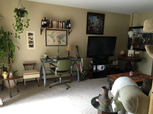 Comfy Pad Close to Downtown! - Royal Oak - Apartment