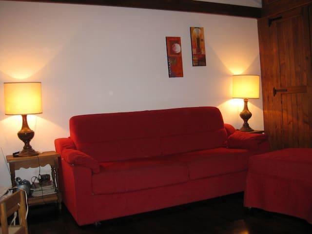 Monolocale in centro Pescasseroli - Pescasseroli - Apartment