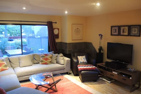 Spacious 5 bedroom Townhouse - Stanford - Ev