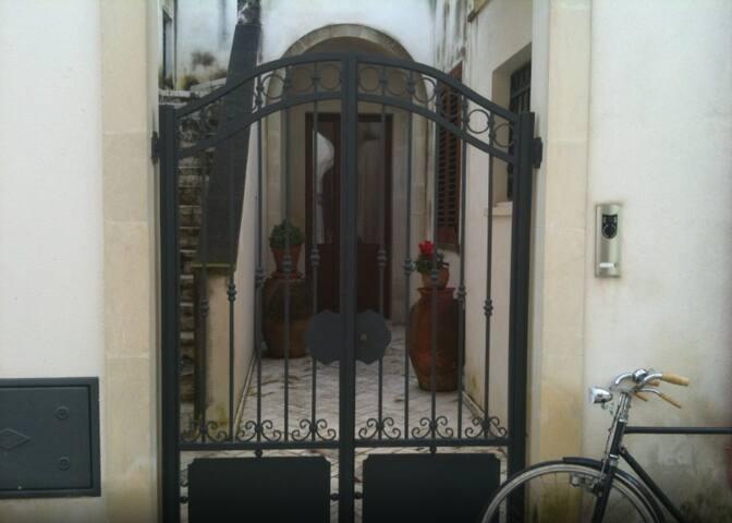 Splendida casa vacanze a Spongano (LE).