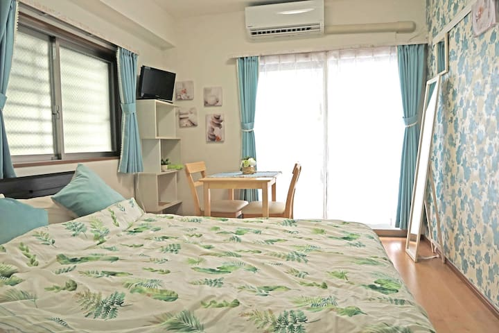 New 1Room☆Best for sightseeing and business☆